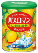 Bath Roman Lemon Japanese Bath Salts - 850g