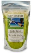 Bath Petals - Thai Lemongrass Ginger Bath Salts, 330ml / 312 g e 2-3 baths