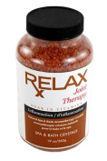 Joint Therapy Bath Crystals -19 Oz- Therapeutic Natural Salts & Minerals to Relax Aches, Pains, & Inflammation for Hot Tub