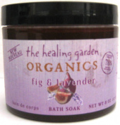 Healing Garden Organics Bath Soak Fig & Lavender 240ml