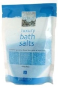 Dead Sea Bath Salts by Jericho Cosmetics 530ml Bag Natural Eucalyptus Scent!