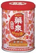 Yakusen Bath Roman ''Muddy White'' Japanese Bath Salts - 650g