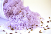 Lavender Signature Botanical Bulk Bath Salts Blend - 2.27kg.