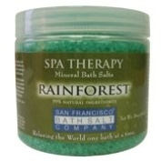 San Francisco Bath Salts Rainforest 470ml