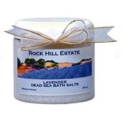 Lavender Dead Sea Bath Salts - Natural - 240ml