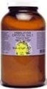 Himalayan Crystal Salts-Amber Jar Coarse - 0.57kg - Coarse Salt