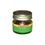 Khun Prame Smelling Salts Produced with 100% Thai Herbs Made in Thailand