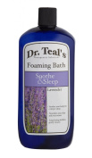 Dr. Teal's Foaming Bath, Soothe & Sleep with Lavender 1010ml
