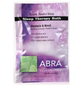 Abra Herbal Hydrotherapy Therapeutic Baths, 90ml packet