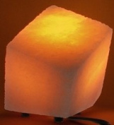 Folioe - Twisted Cube w835 - Geometrical Salt Lamps