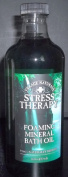Village Naturals Stress Therapy Foaming Mineral Bath Oil