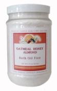 Oatmeal Honey Almond Aromatherapy Bath Oil Fizz - 440ml
