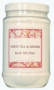White Tea & Ginger Bath Oil Fizz