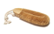 Merben International Hard Texture Coconut Foot Brush For Dry or Wet Use, 16.5cm Length