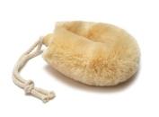 Merben International Medium Texture Sisal Hand Held Body Brush For Wet or Dry Use, 15.2cm Length