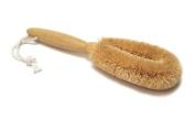 Merben International Hard Texture Coconut Foot Brush For Dry or Wet Use, 20.3cm Length