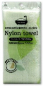 Soft Nylon Bath Body Towel - Pear Design