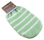 Cleanlogic Green Bamboo Fibre Bath & Shower Mitt