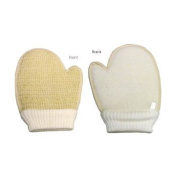 Natural Sisal / Terry Bath Mitt * Bath Accessories