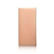 Spa Sister Skin Polishing Towel Cleanse & Renew Peach