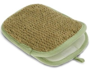 Urban Spa Bamboo and Jute Soap Mitt bath mitt