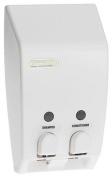 Better Living Classic Two Chamber Dispenser in White - 71250