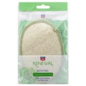 Rite Aid Bath Pad, Loofah & Cotton 1 pad