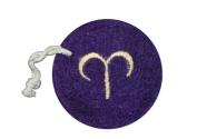 Natural Loofah Multi-Purpose Scrubber - Aries Sign