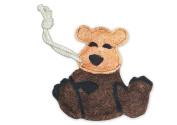 Natural Loofah Multi-Purpose Scrubber - Bear
