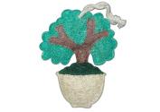 Natural Loofah Multi-Purpose Scrubber - Bonsai