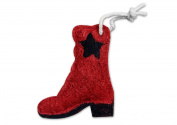 Natural Loofah Multi-Purpose Scrubber - Cowboy Boot