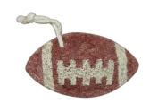 Natural Loofah Multi-Purpose Scrubber - Football