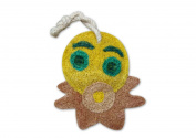 Natural Loofah Multi-Purpose Scrubber - Octopus