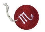 Natural Loofah Multi-Purpose Scrubber - Scorpio Sign