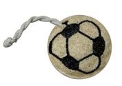 Natural Loofah Multi-Purpose Scrubber - Soccer Ball