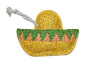 Natural Loofah Multi-Purpose Scrubber - Sombrero