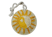 Natural Loofah Multi-Purpose Scrubber - Sun/Moon