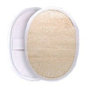 Retail Imports OVAL LOOFAH Size