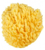 Rucci Natural Sea Wool Bath Sponges 12.7cm  - 15.2cm