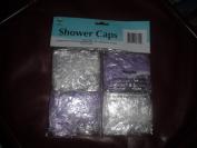 April Shower Caps, 4 pack