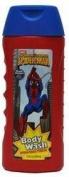 Spider Power Punch Body Wash - Get Kid's Squeaky Clean, 350ml,