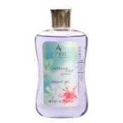 April Bath & Shower Verbena Mint Scented Shower Gel