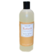 Trader Joe's Refresh Citrus Body Wash with Vitamin C - Cruelty Free