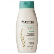 Aveeno Active Naturals Fragrance Free Skin Relief Body Wash, Soothing Oatmeal, 530ml