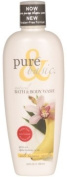 Pure& Basic Paraben Free Bath& Body Washes - Wild Banana Vanilla 12 fl. oz. 218529