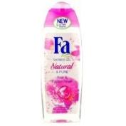 Fa Shower Gel - Natural & Pure - Rose & Passion Flower 250ml/8.4oz