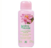 LAOTIAN LOTUS FLOWER Shower Gel by Yves Rocher Travel Size