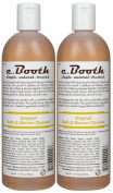 c. Booth Original Bath & Shower Cleanser, 470ml