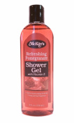 Mckay's Shower Gel, Refreshing Pomegranate with Vitamin E 240ml