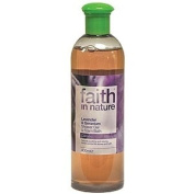 Faith in Nature Lavender and Geranium Foam Bath 400ml